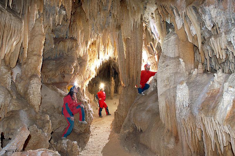 1 Grotte di Castellana SpeleoNight